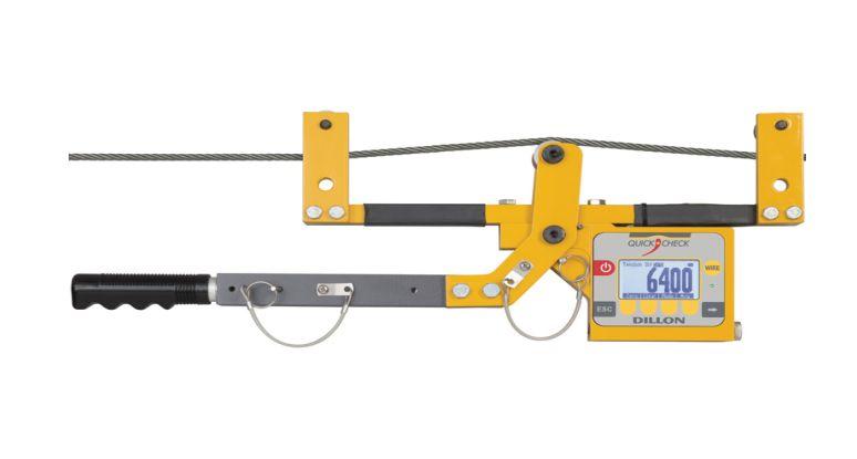 Tensiometru cablu